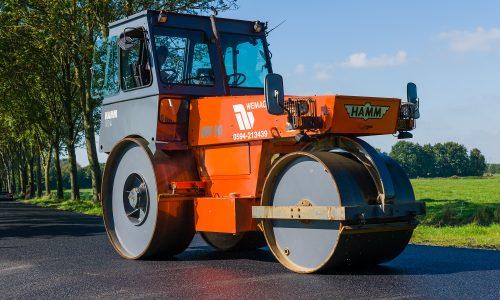 Wals huren bij WEMAC - Verhuur gespecialiseerde wegenbouw ...